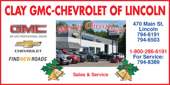 Clay GMC Christmas